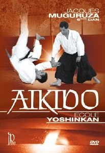 DVD Yoshinkan par Jacques Muguruza